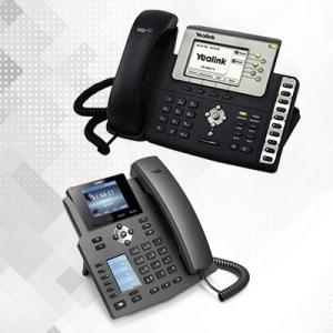 تلفن های تحت شبکه و IP