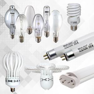 لامپ های کم مصرف و رشته ای