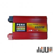 اینورتر پرکس مدل PW 1000-12 ظرفیت 2000 وات