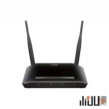 مودم روتر +ADSL2 دی لینک DSL-2750U