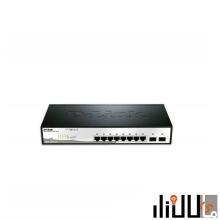 سوئیچ مدیریتی ۱۰ پورت دی لینک مدل DGS-1210-10