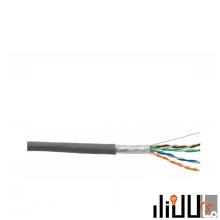 کابل شبکه305 متری  Cat 6 دی لینک مدل NCB-C6SGRYR-305-24