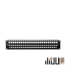 پچ پنل بدون کیستون 48 پورت دی لینک مدل NPP-AL1BLK481