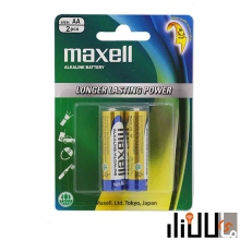 باتری قلمی آلکالاین مکسل maxell
