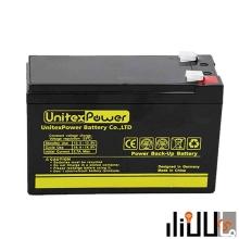 باتری خشک 12 ولت 7.5 آمپر یونیتکس پاور Unitex Power
