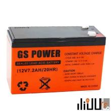 باتری 12 ولت 7.2 آمپر جی اس پاور GS Power