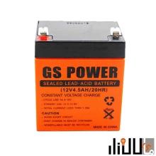 باتری سیلد اسید 12 ولت 4.5 آمپر جی اس پاور GS Power