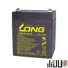 باتری سیلد اسید 12 ولت 4.5 آمپر لانگ Long