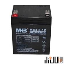 باتری 12 ولت 4.5 آمپر ام اچ بی MHB