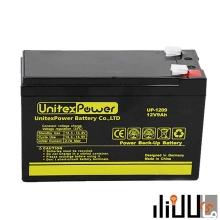 باتری سیلد اسید 12 ولت 9 آمپر یونیتکس پاور Unitex Power