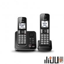 تلفن بی سیم پاناسونیک مدل KX-TGD392C