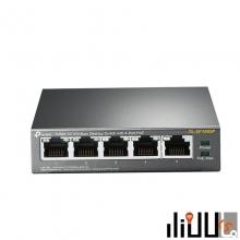 سوئیچ 5 پورت تی پی لینک مدل TL-SF1005P ver:1.0