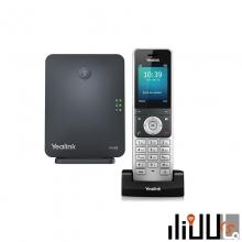 تلفن بیسیم و دکت تحت شبکه یالینک W60P