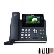 تلفن ویپ و تلفن تحت شبکه T46S Yealink